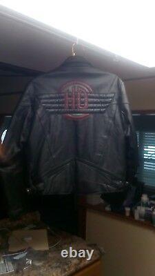Vintage Harley Davidson Fat Boy leather jacket 42 regular
