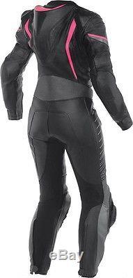 WOMEN/LADIES 1-PC Motorbike/Motorcycle Genuine Cowhide Leather Jacket, Pant/SUIT